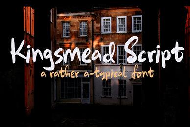 Kingsmead Script