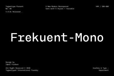 TG Frekuent Mono