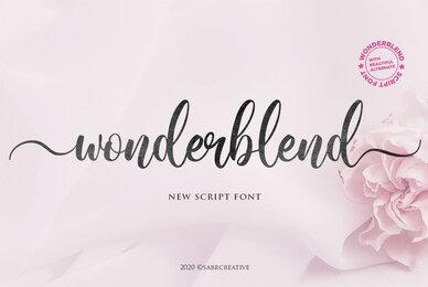 Wonderblend