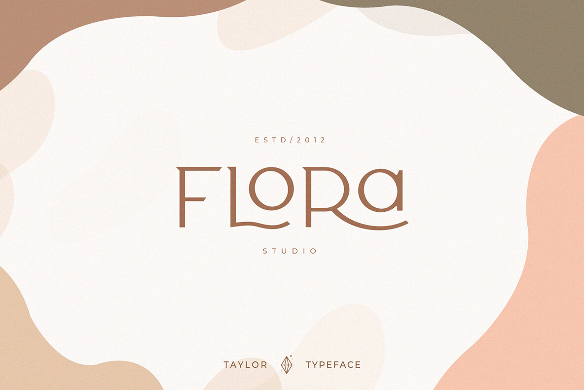 Taylor Typeface