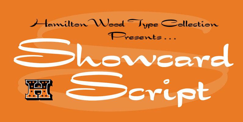 HWT Showcard Script