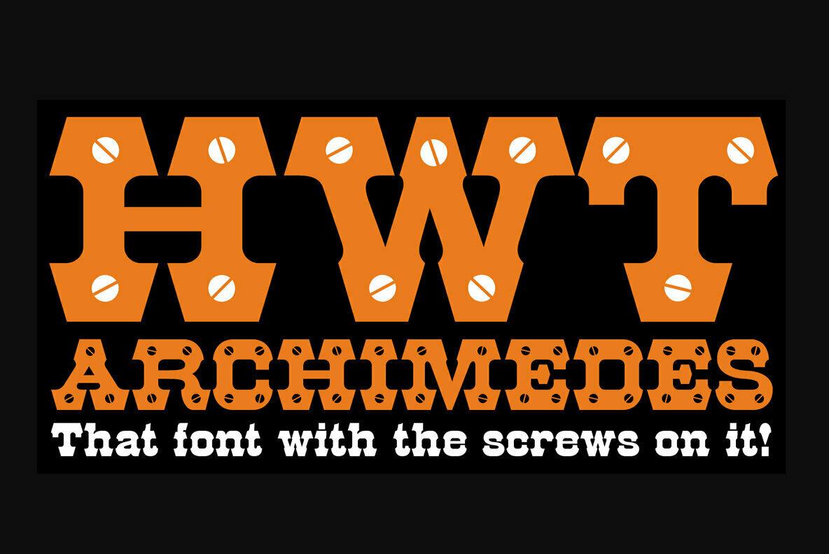 HWT Archimedes