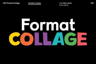 OC Format Collage