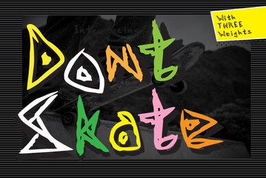 Dont Skate