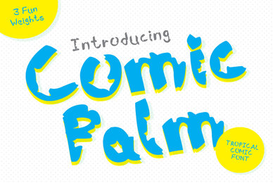 Comic Palm
