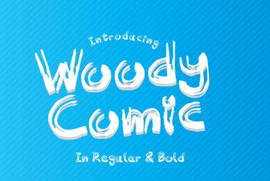 Woody Comic