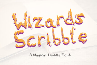 Wizards Scribble