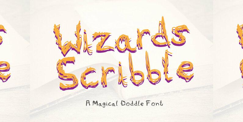Wizards Scribble