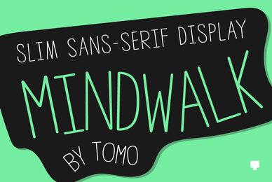 TOMO Mindwalk