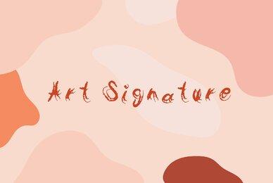 Art Signature