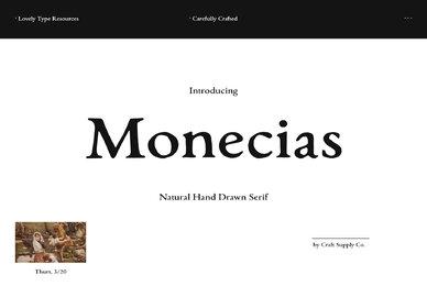 Monecias
