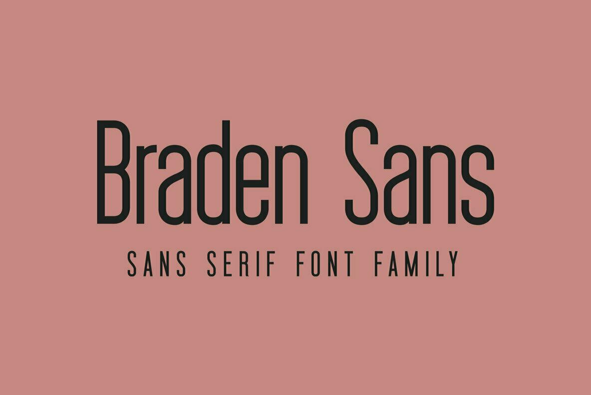 Braden Sans