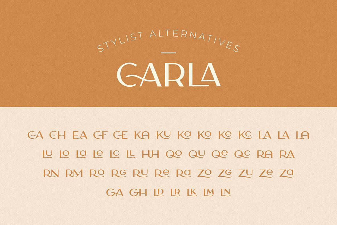 Carla Sans