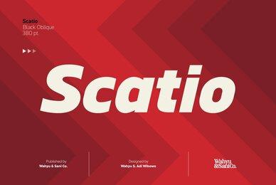 Scatio