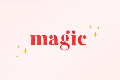 Magic Colour SVG Font