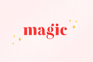 Magic Colour SVG Font
