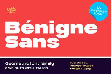 Benigne Sans
