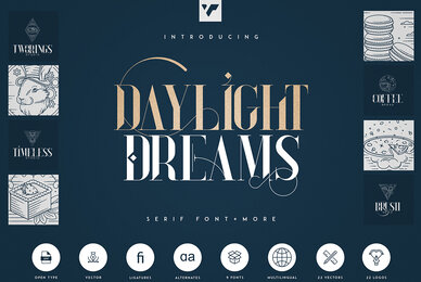 Daylight Dreams and Extras
