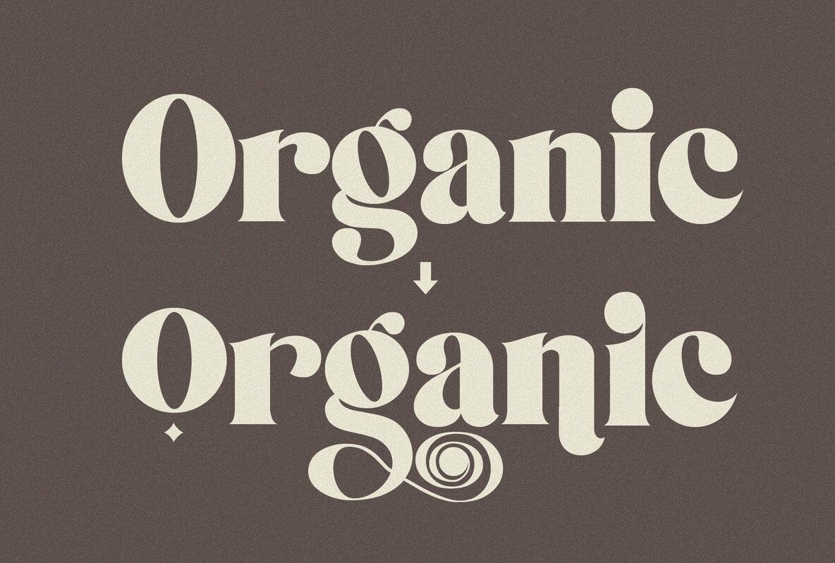 Monolog Typeface