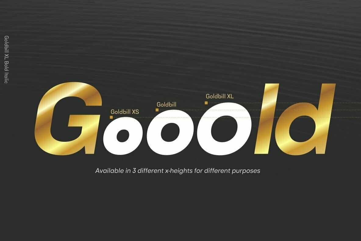 Goldbill