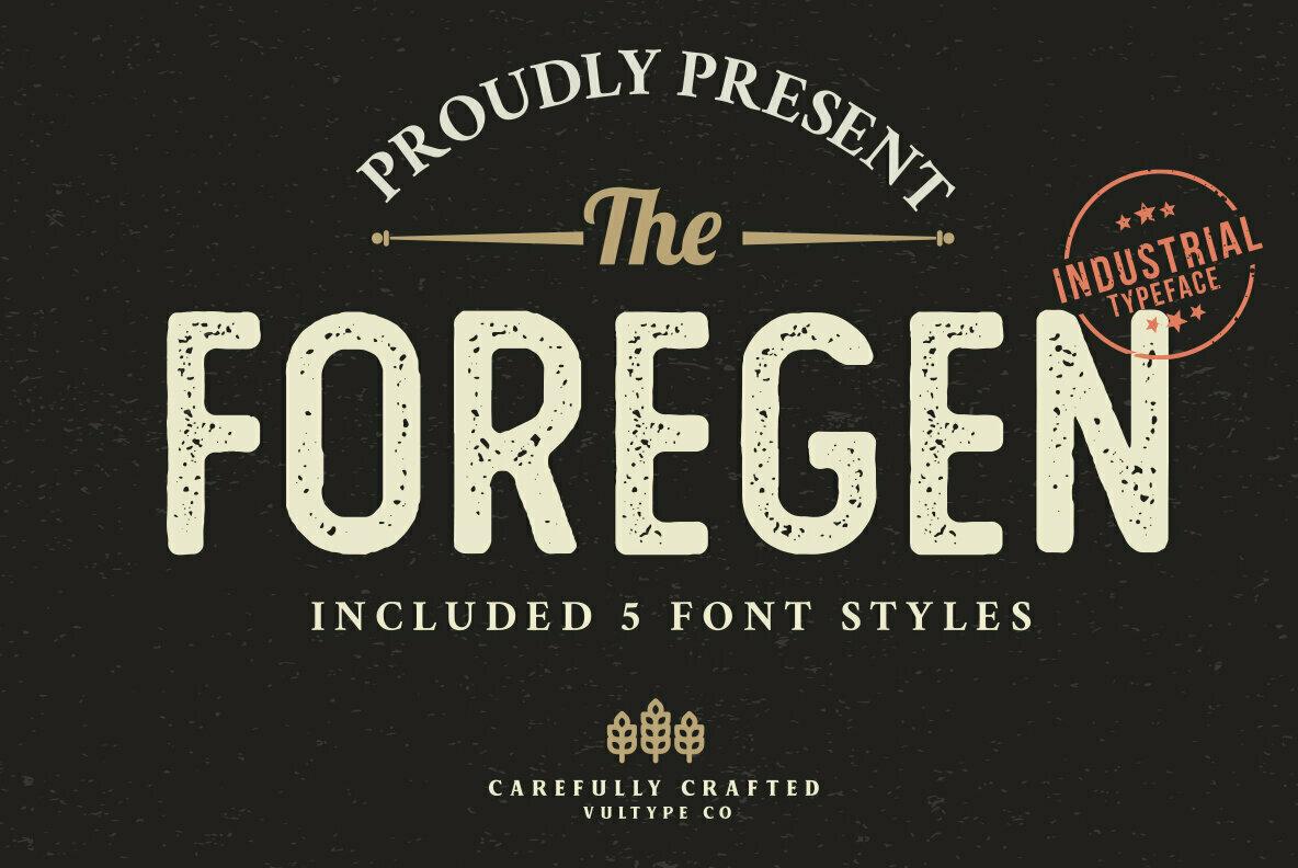 The Foregen