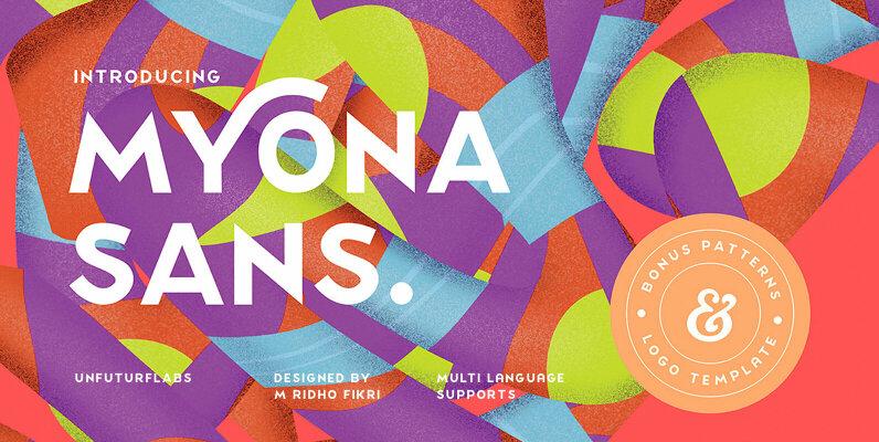 Myona Sans Display