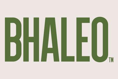 Bhaleo Typeface