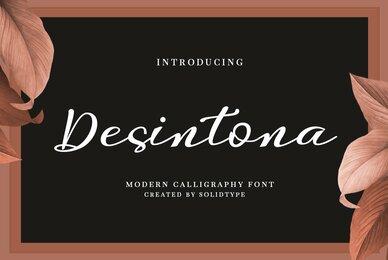 Desintona Script