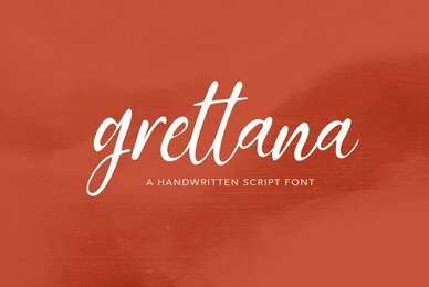 Grettana Script