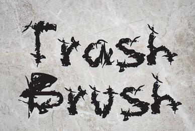Trash Brush