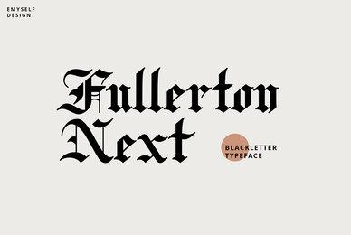 Fullerton Next
