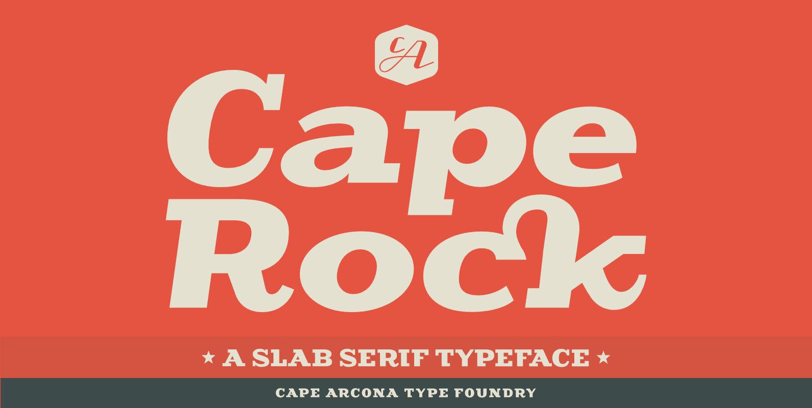 CA CapeRock