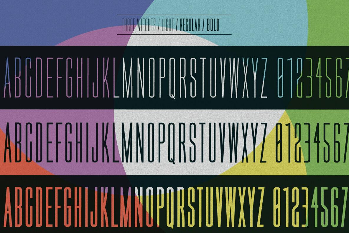 Legal Obligation Sans Serif