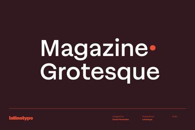 Magazine Grotesque
