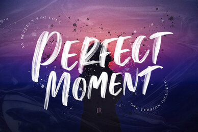 Perfect Moment SVG