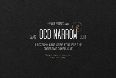 OCD Narrow