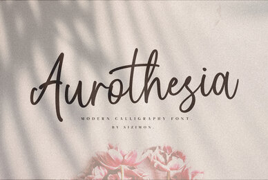 Aurothesia Font Duo