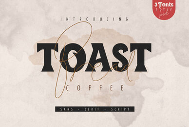Toast Bread Coffee