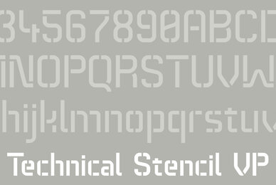 Technical Stencil VP