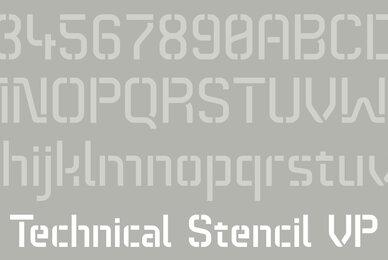 Technical Stencil VP