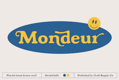 Mondeur