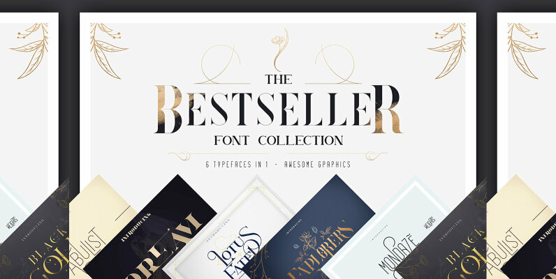 Fedotov Best Sellers Collection 6 in 1
