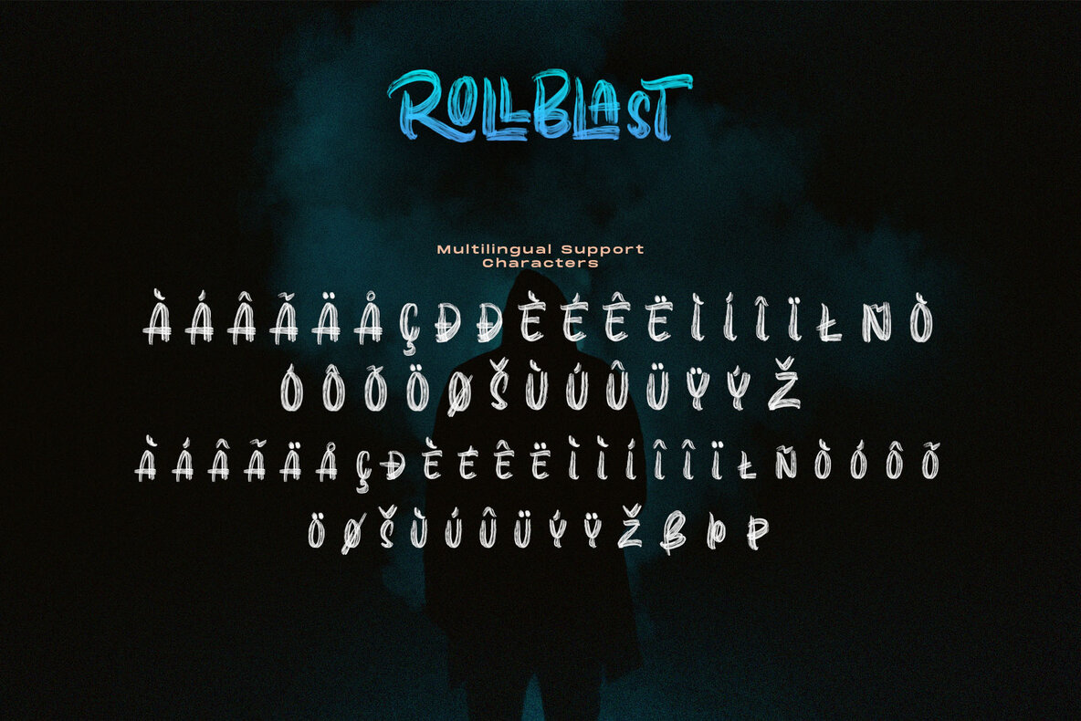ROLLBLAST SVG