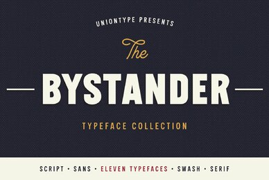 The Bystander Collection