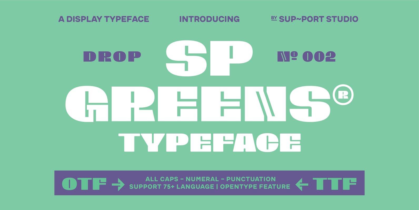 SP Greens