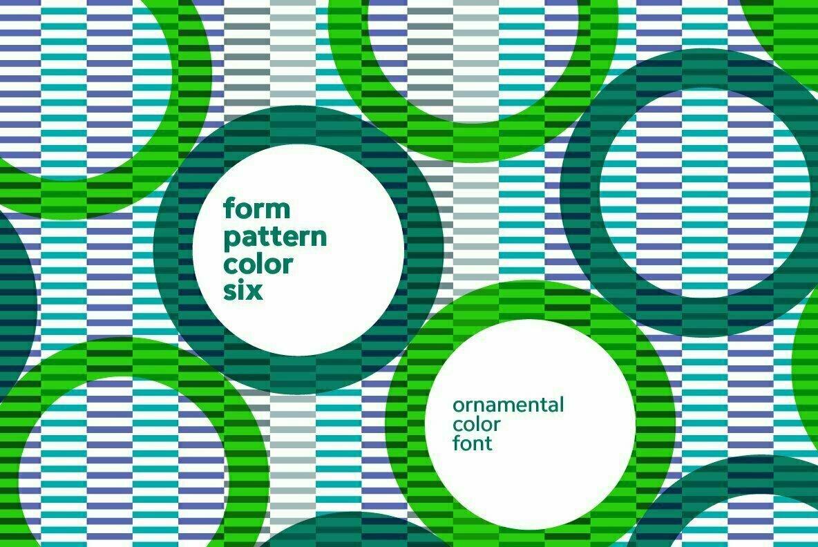 FormPattern Color Six