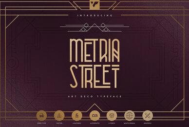 Metria Street