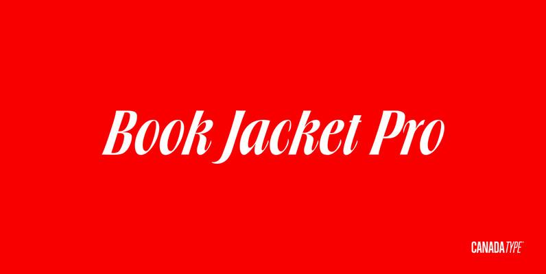 Book Jacket Pro