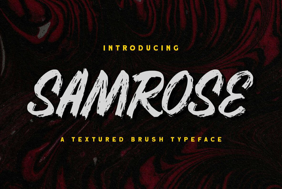 Samrose Brush