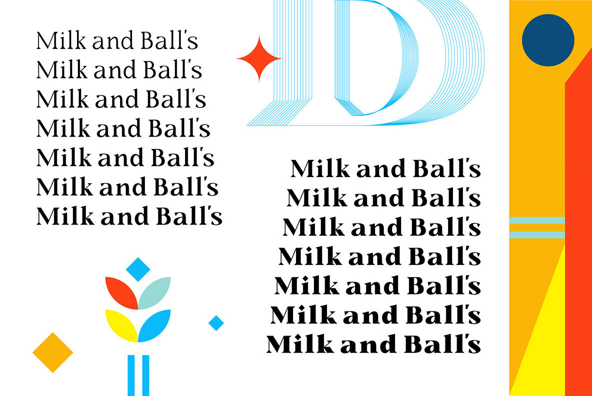 Milk and Balls
